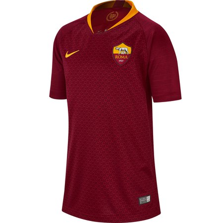 Nike Roma Home Youth Stadium Jersey
