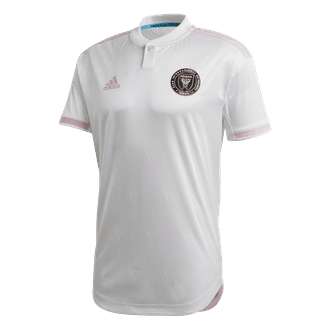 adidas Inter Miami 2021 Home Authentic Jersey