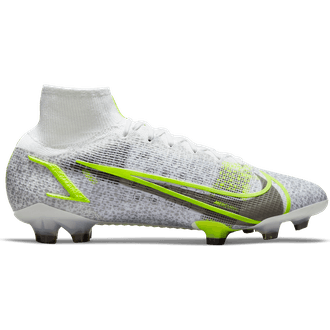 Nike Football Superfly 8 Elite FG - Silver Safari