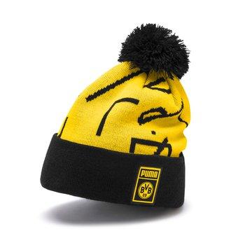 Puma Borussia Dortmund DNA PomPom Beanie