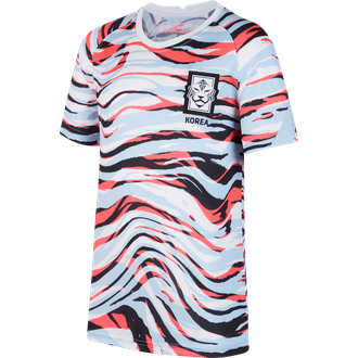 Nike Youth 2020 South Korea Pre-Match Top