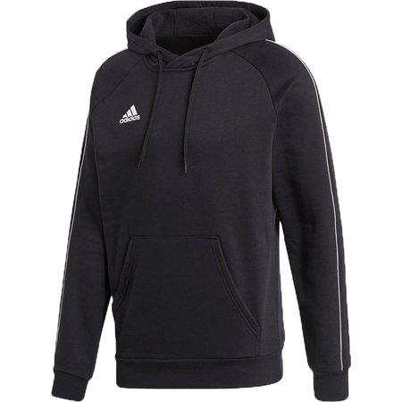 adidas Core 18 Hoodie Black | adidas Belgium