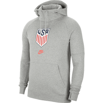 Nike USA Soccer Nike Fleece Pullover Hoodie