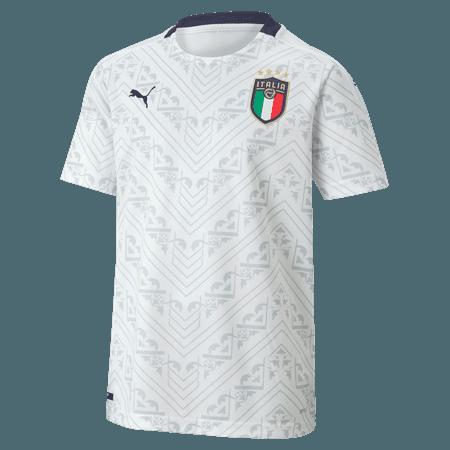 Puma Italy 2020 Away Youth Stadium Jersey