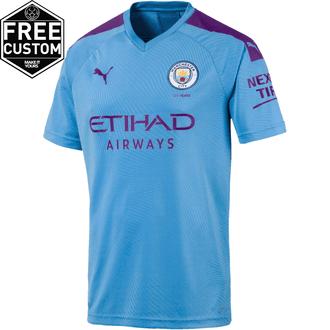 Puma Manchester City Jersey de Local 19-20
