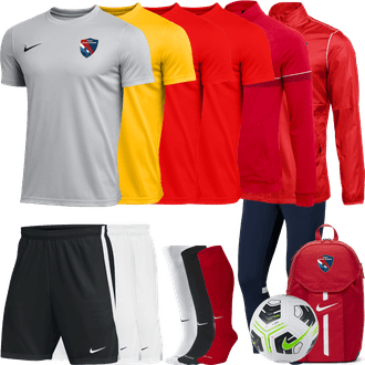 French Soccer Academie GK Required Kit