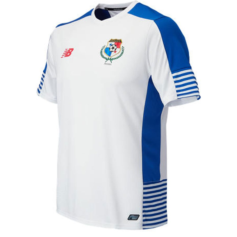 43930d1b485 New Balance Panama Away 2017-18 Replica Jersey. Item Desc Product