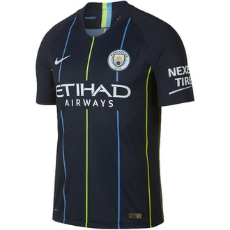 Nike Manchester City Away 2018-19 Match Jersey