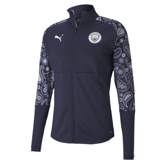 Puma 2020-21 Manchester City Stadium Jacket