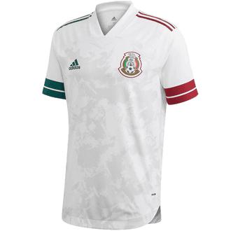 adidas México 2020 Jersey Visitante Autentico