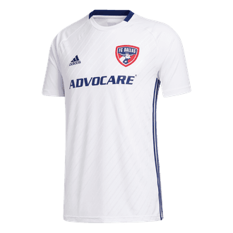 Adidas 2020 FC Dallas Away Stadium Jersey