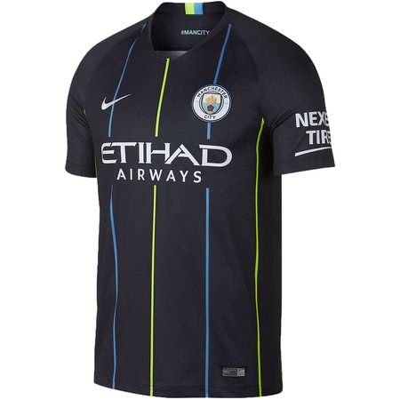 Nike Manchester Cirty Jersey de Local 18-19