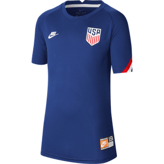 Nike Youth USA Pre-match Training Jersey