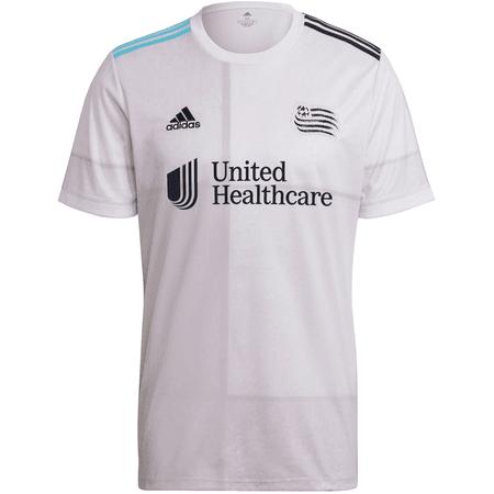 adidas New England Revolution Playera de Visitante 2021-22