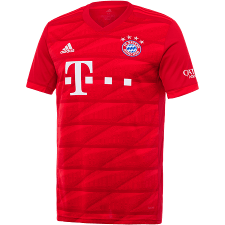 adidas Bayern Munich Jersey de Estadio Local para niños 19-20