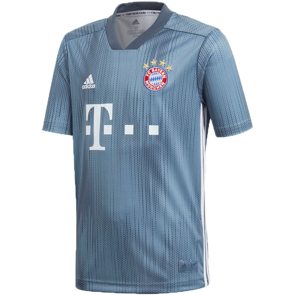online store af498 18173 adidas Bayern Munich 2018-19 3rd Youth Replica Jersey ...