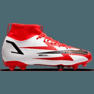 Nike Youth Mercurial Superfly 8 Academy FG MG - CR7 Spark Positivity