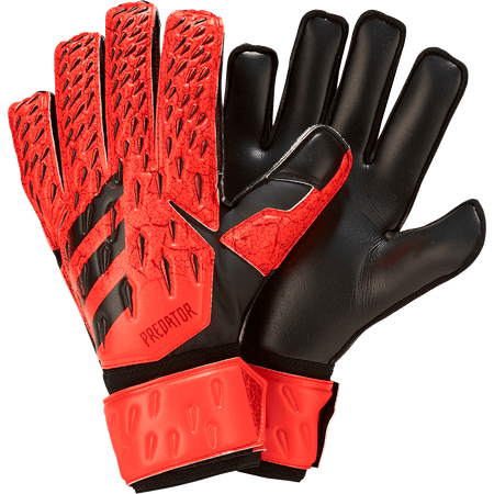 Adidas Predator Match Finger Save Youth Goalkeeper Gloves