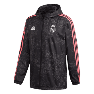 Adidas Real Madrid 2020-21 Windbreaker
