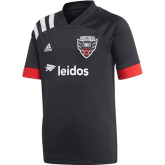 Adidas 2020 DC United Home Stadium Jersey