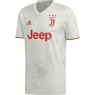 adidas Juventus Away 2019-20 Stadium Jersey