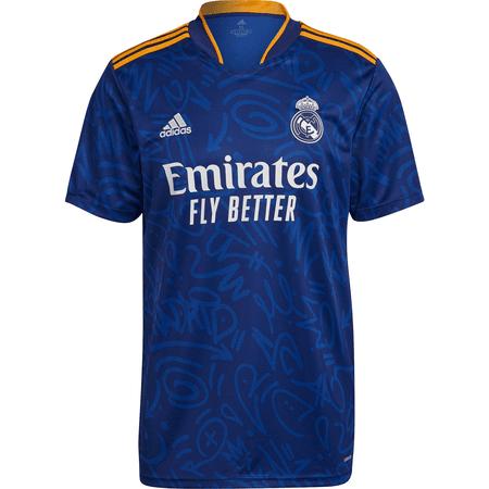adidas Real Madrid 2021-22 Men's Away Stadium Jersey