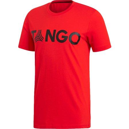 adidas Tango Short Sleeve Graphic Tee