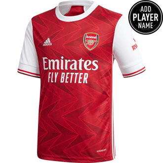 adidas Arsenal Jersey Local 20-21 para Niños