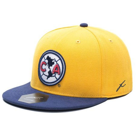 Fan Ink Club America Team Snapback Hat