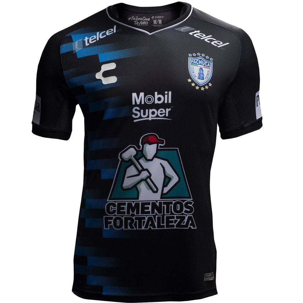 64ea6a2f6 Charly 18-19 Pachuca Away Jersey