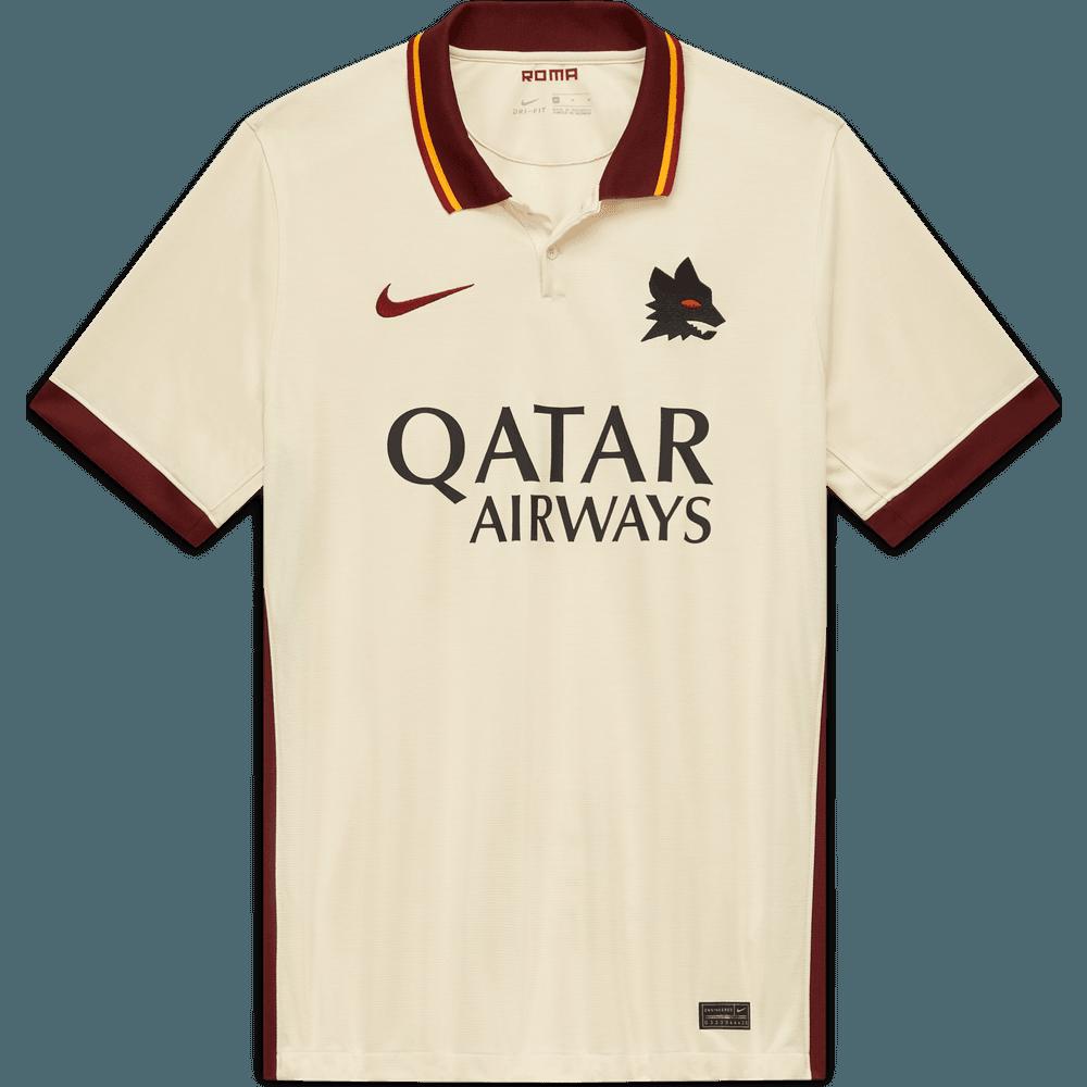 Nike As Roma 2020 21 Men S Away Stadium Jersey Shopcleats