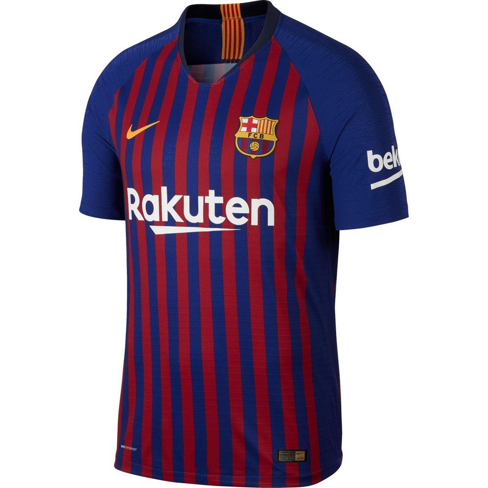 7caf2e053d6 Nike FC Barcelona 2018-19 Home Authentic Vapor Match Jersey