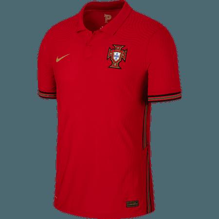 Nike Portugal Jersey Autentica de Local 2020