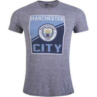 47 Brand Manchester City Tri State Tee