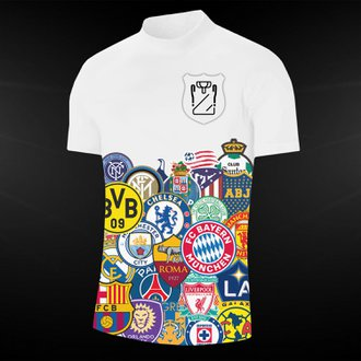 Mystery Officially Licensed Club Jersey