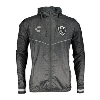 Charly Club de Cuervos 4.0 Windbreaker