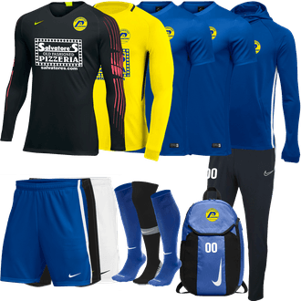 Rochester Lancers GK Required Kit