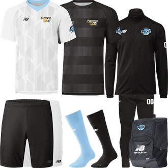 Bolts Strikers Boys Recommended Kit