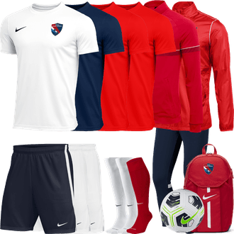 French Soccer Academie Required Kit