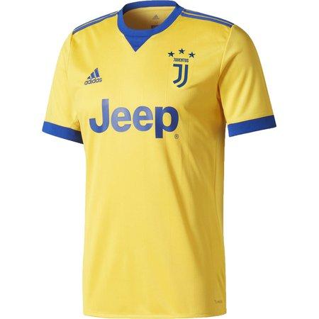 adidas Juventus Jersey Visitante 2017-2018