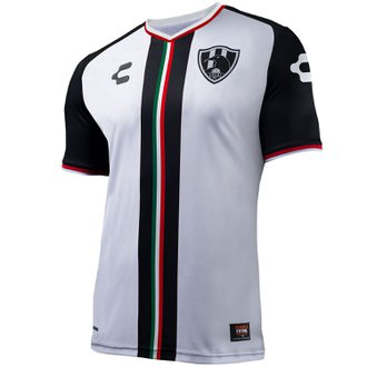 Charly Club de Cuervos 18-19 Home Jersey