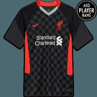 Nike Liverpool Jersey de Tercera 20-21