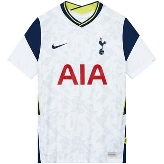 Nike Tottenham 2020-21 Home Authentic Vapor Match Jersey