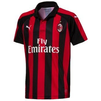Puma Youth AC Milan Home 2018-19 Replica Jersey