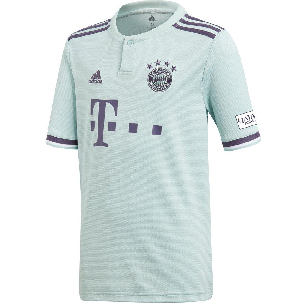cheap for discount ef615 c1781 adidas Bayern Munich Youth Away 2018-19 Replica Jersey ...