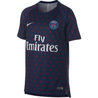 Nike PSG Youth Dry Sqd Top SS GX 2