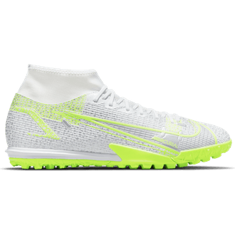 Nike Superfly 8 Academy Turf - Silver Safari