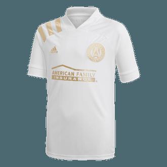adidas Atlanta United FC Playera de Visitante 2021-22 para Niños