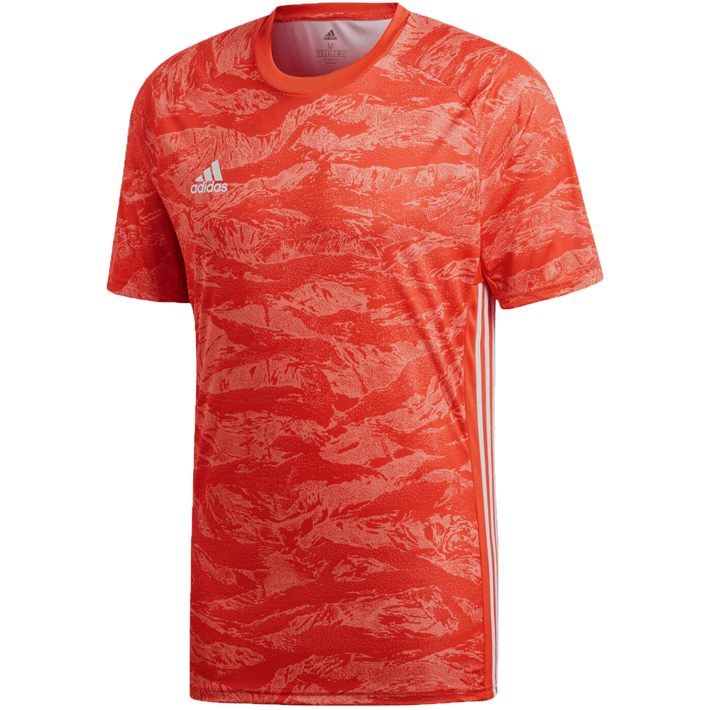 adidas AdiPro 19 Short Sleeve Goalkeeper Jersey   WeGotSoccer