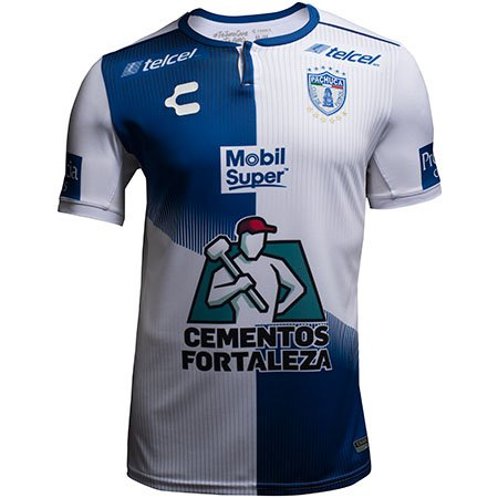 Charly 18-19 Pachuca Home Jersey